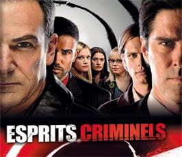 Série Esprits Criminels - Avis et sites pour télécharger