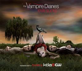 Série Vampire Diaries - Avis et sites pour télécharger